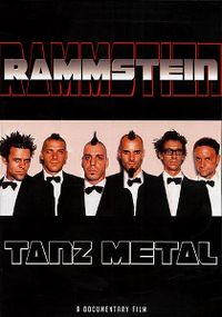 Cover Rammstein - Tanz Metal [DVD]